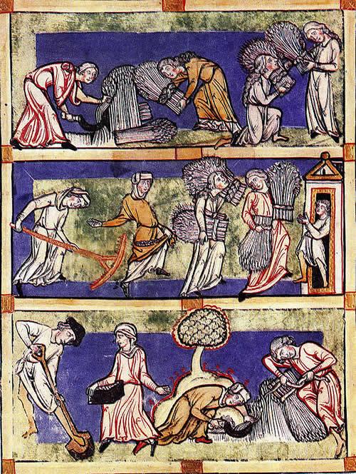 Extratos de documentos medievais sobre o campesinato (sécs. V-XV)   Idade Média - Prof. Dr. Ricardo da Costa