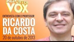 Repórter Vox - Ricardo da Costa