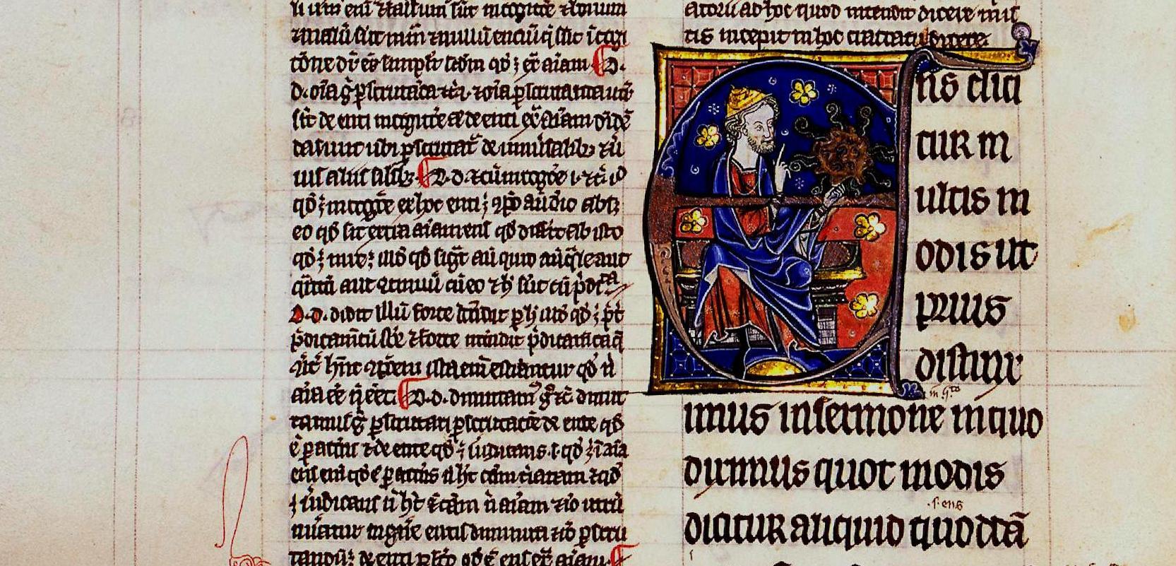 A Educação na Idade Média. A busca da Sabedoria como