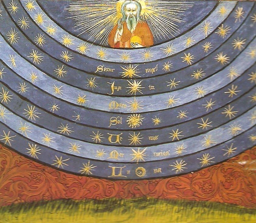 Resultado de imagem para os sete céus da antiguidade