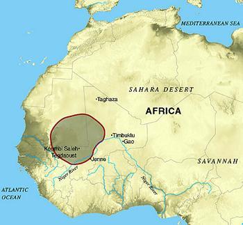 gana africa: