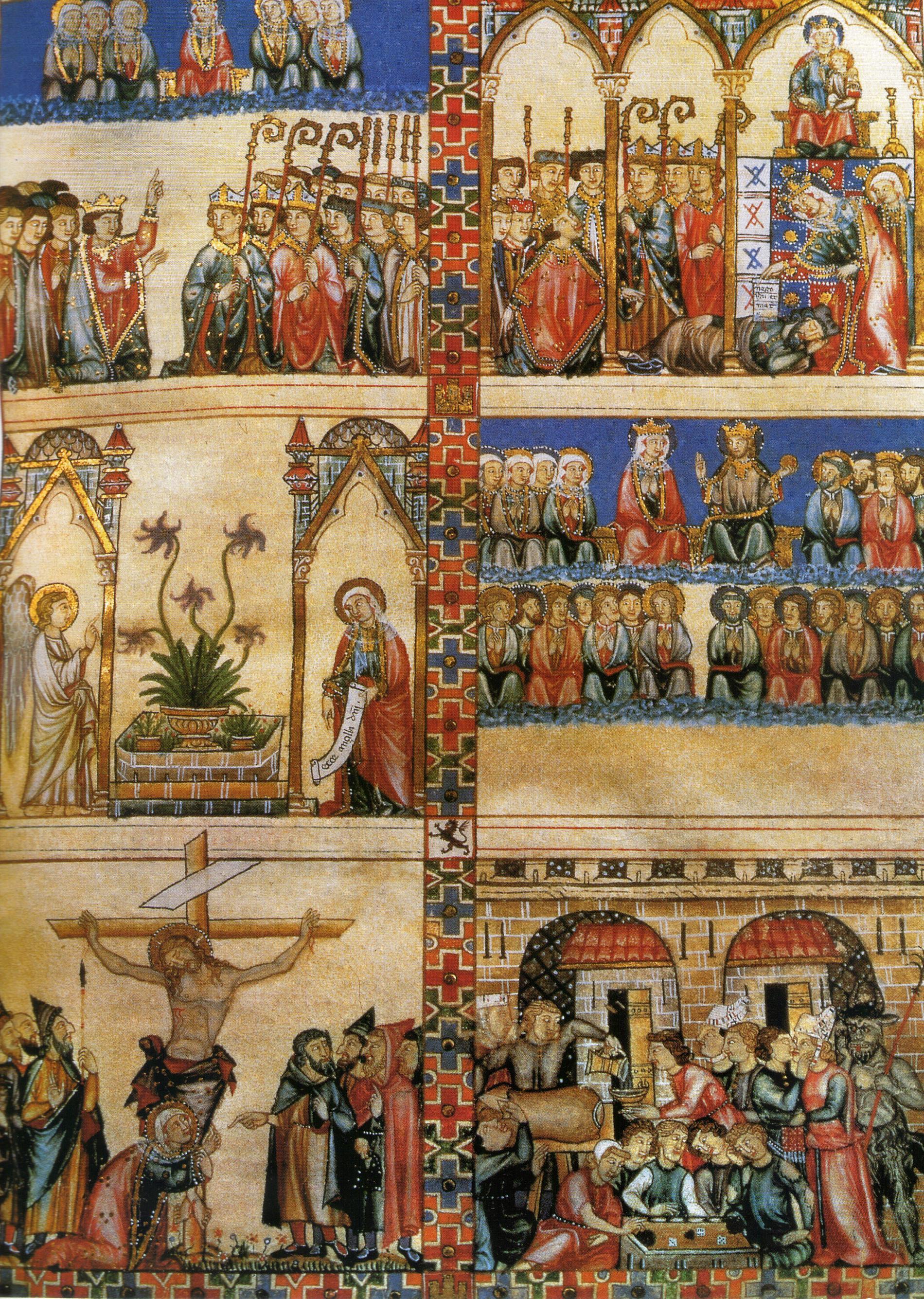 Bondade, Justiça e Verdade. Três virtudes marianas nas