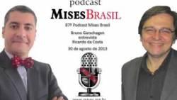 87º Podcast do Mises Brasil - Ricardo da Costa (Ago 2013)